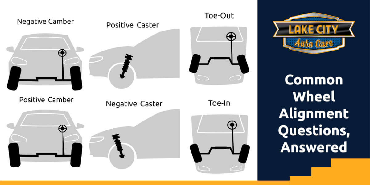 Common Wheel Alignment Questions, Answered