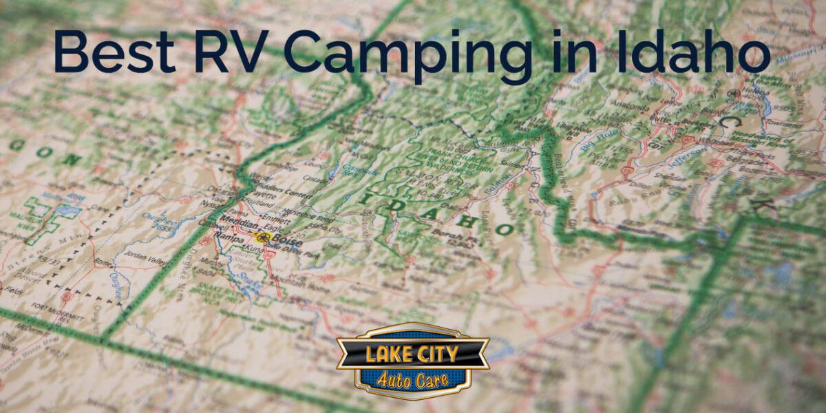 Best RV Camping in Idaho